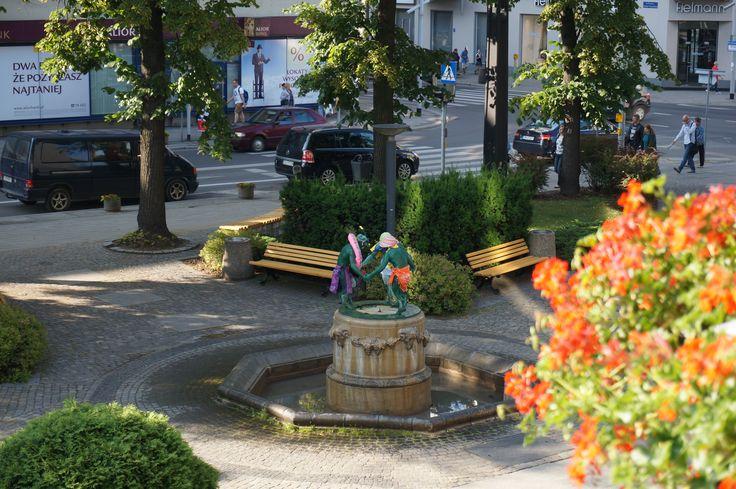 WAKACJE! :-) Gliwickie fauny już gotowe :-) fot. K.Krzemiński #memorfaunoza #gliwice
