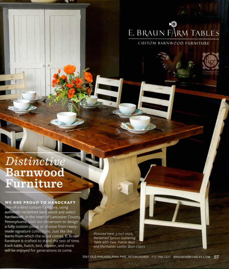 320 best Farm Tables Reclaimed Barn Wood images on Pinterest