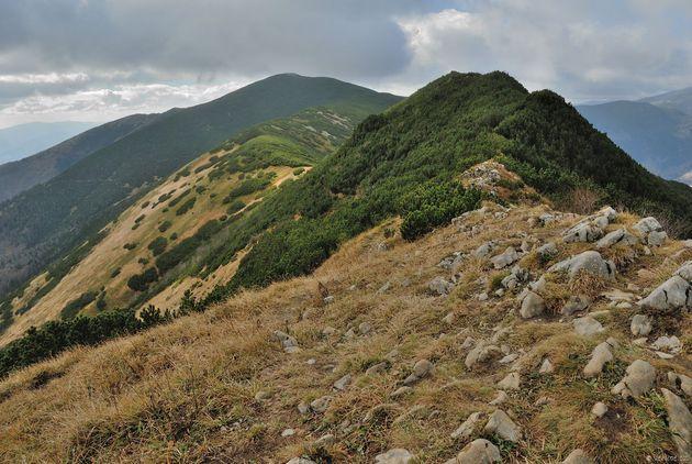 Nízké Tatry (Ďumbier + Chopok)