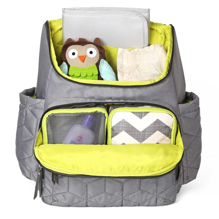 Features of the best backpack diaper bag