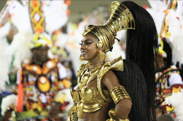Бразильский карнавал — буйство красок и фантазии — Ирина Лем приглашает