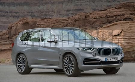 2018 BMW X7 SUV Rendered, Detailed - Future Cars
