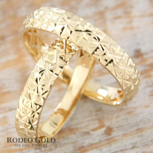Gold engagement rings TCR74687