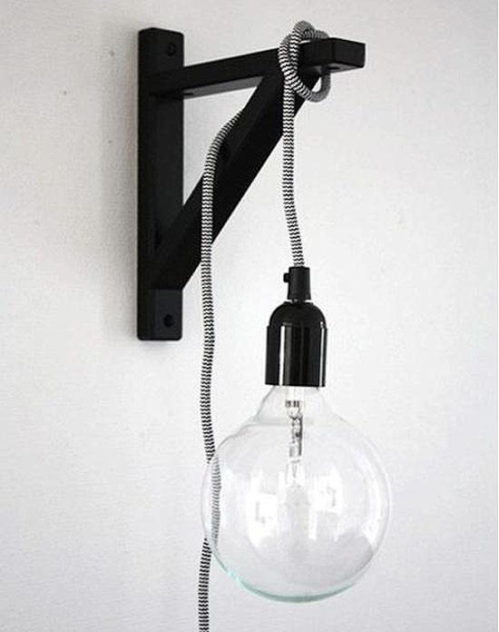 Fed ide til lampe