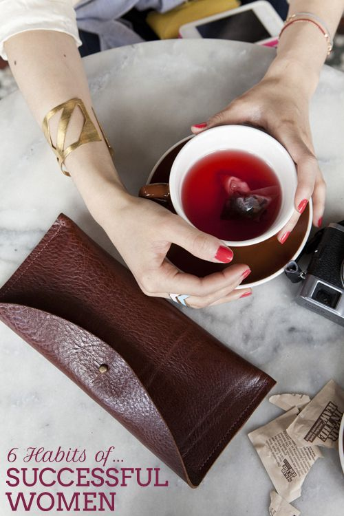 6 tips for paving the road to success {every working girl should read this}
