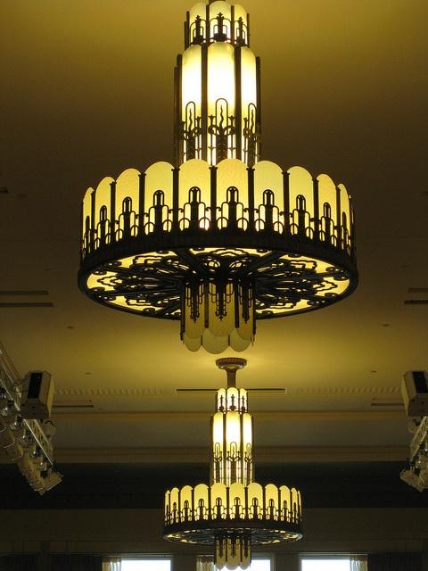 34 best Art Deco Chandeliers images on Pinterest