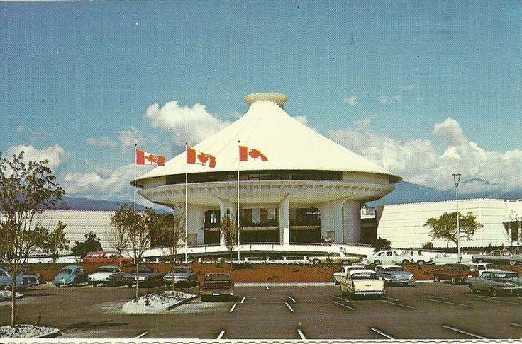The Planetarium ...before the Crab sculpture.