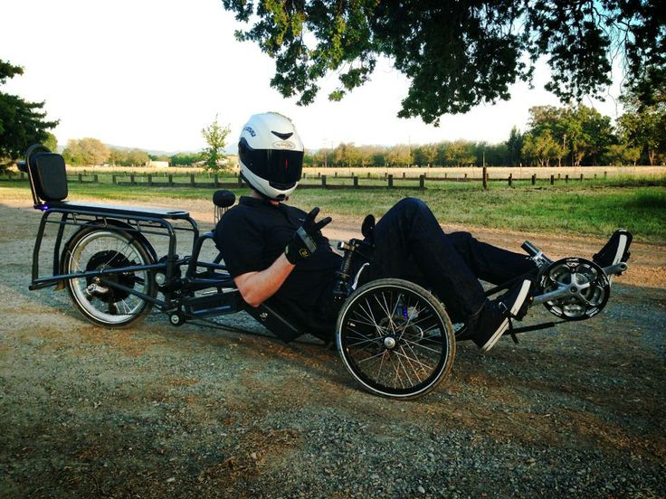 204 Best Recumbent Bikes And Trikes By Jr Images On Pinterest