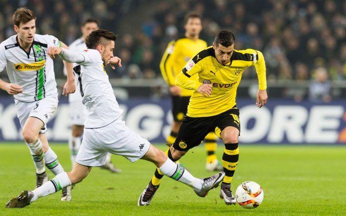 Soi kèo nhà cái châu Âu Dortmund vs Monchengladbach