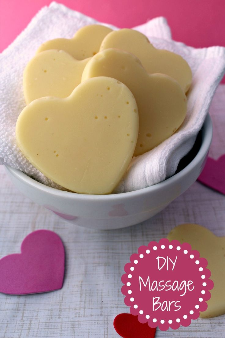 Do you enjoy making your own beauty and personal care products? These homemade lotion bars for massage are so moisturizing and easy to make!