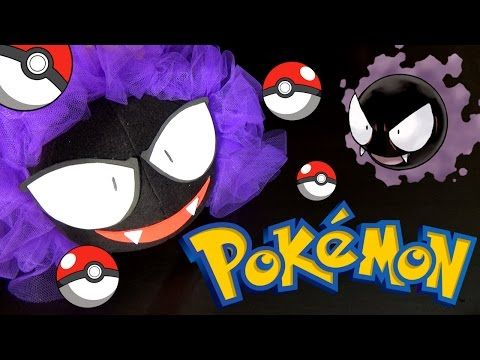 Speed Sewing: Gastly - YouTube