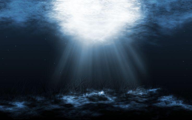Light Undersea Wallpaper Free Download 58123