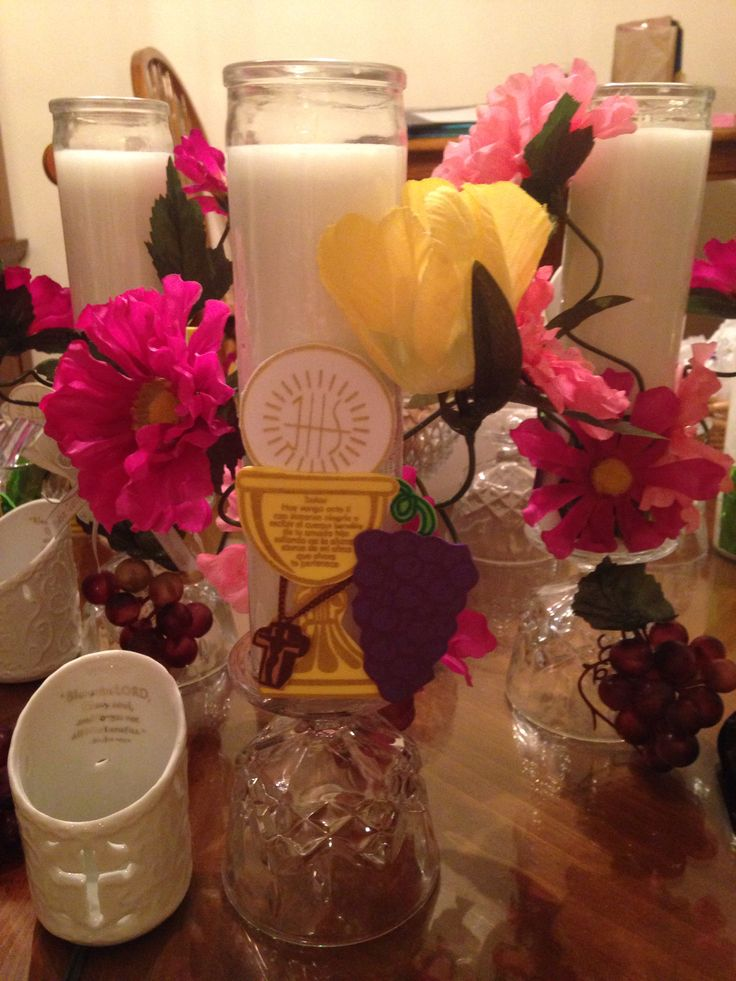 First communion ideas crafty pinterest