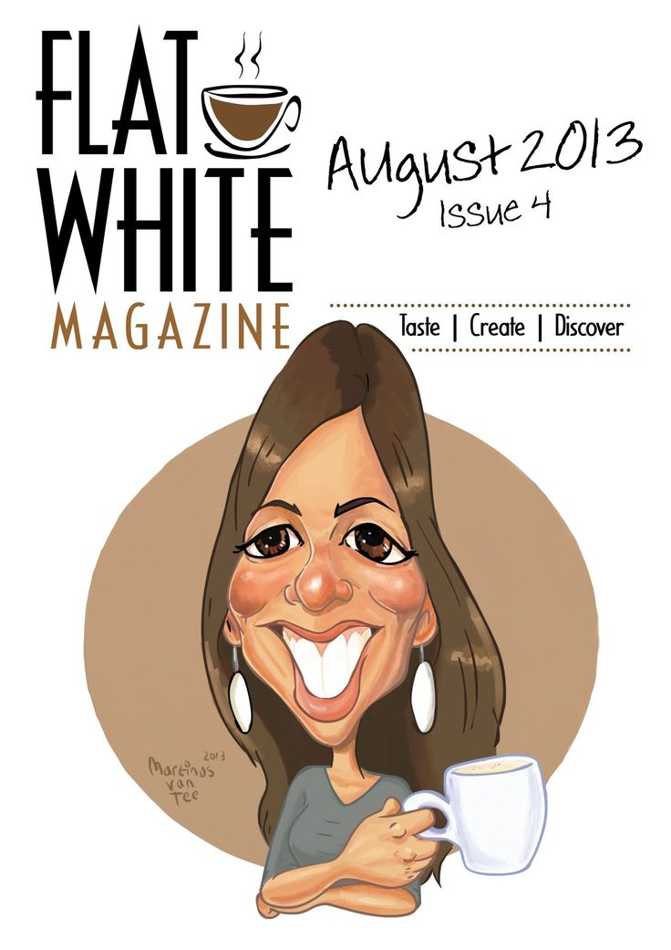 Flat White Magazine Issue 4