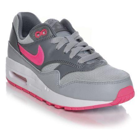 Pantofi sport Nike Air Max 1 (gs) 807605002 Femei Gri 38.5