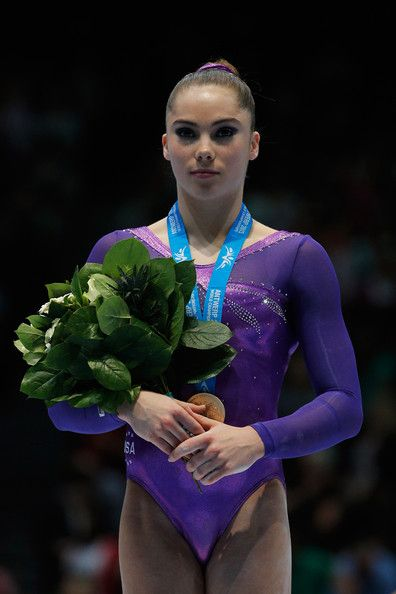 McKayla Maroney - Vault Gold - Worlds 2013