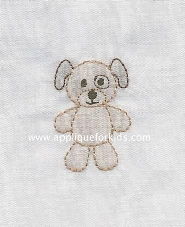 Shadow Work & Embroidery :: Shadow Puppy