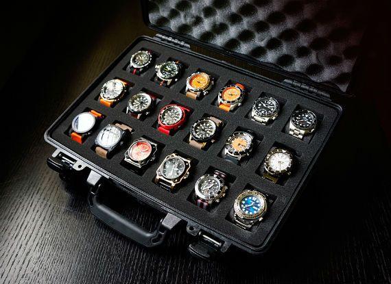 b02ee10a113 10 Opções de Estojos Para Relógios Que Valem a Pena Ter