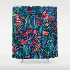 Best 25+ Tropical shower curtains ideas on Pinterest | Curtains ...