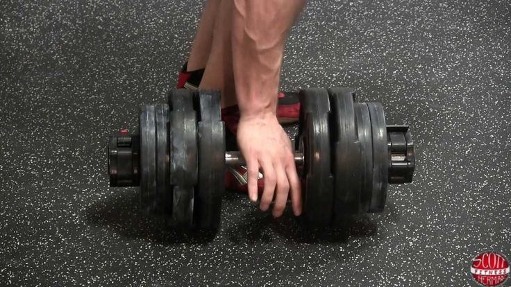 How To: Suitcase Deadlift - Ab variety