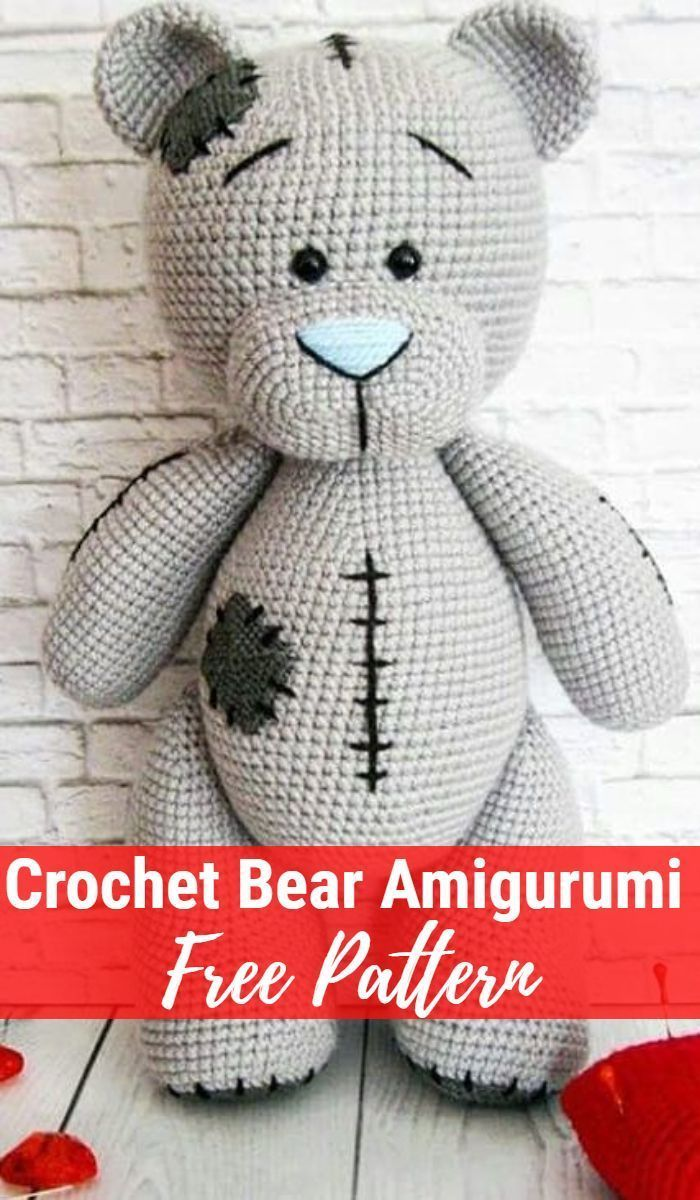 Cute Crochet Patterns Free And Pinterest Favorites | Crochet ... | 1200x700