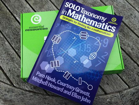 Unboxing SOLO Taxonomy in Mathematics - Strategies for thinking like a mathematiciano