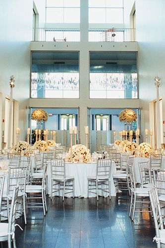 14 Chicago Wedding Venues For Every Budget #refinery29  http://www.refinery29.com/wedding-venues#slide6  MCA Chicago