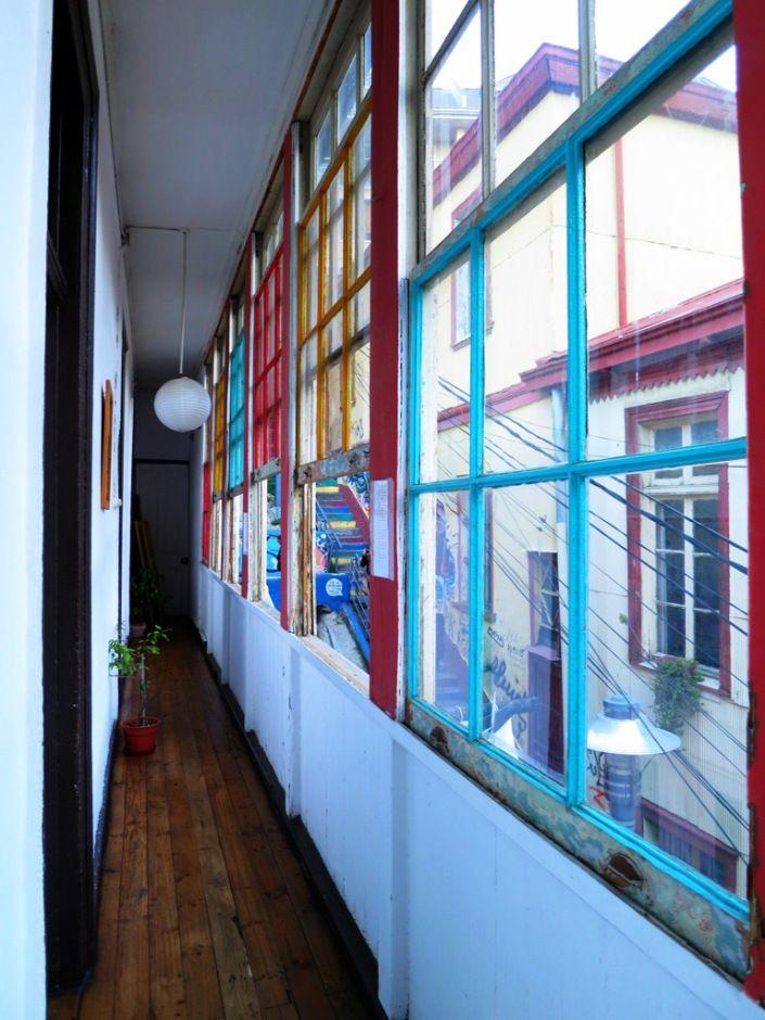 Casa Volante, Valparaiso, Chile