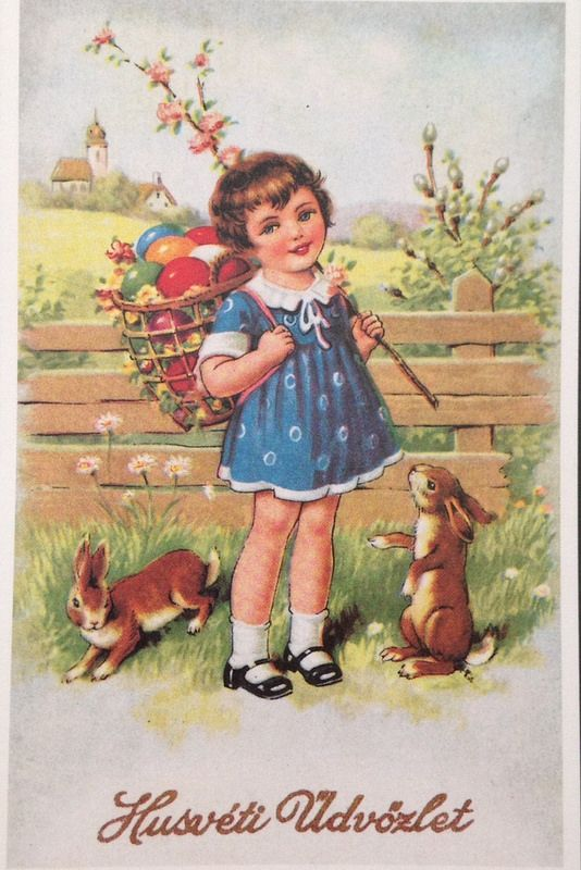 67 best hungarian vintage easter cards images on pinterest easter hungarian vintage easter cards eastercard062 m4hsunfo