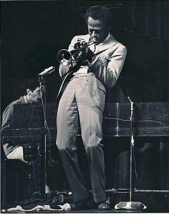 Miles Davis & Chick Corea