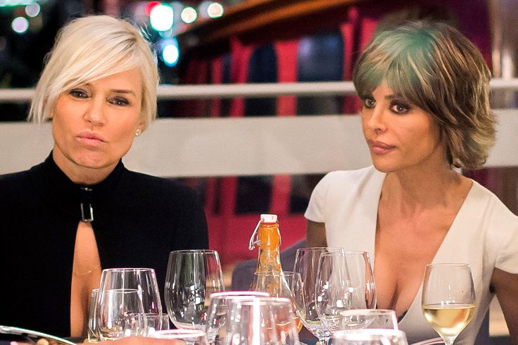 Yolanda Foster and Lisa Rinna Face Off on Twitter Over Bella and Anwar's Lyme Disease