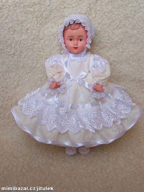 RETRO stará panenka v nových šatečkách