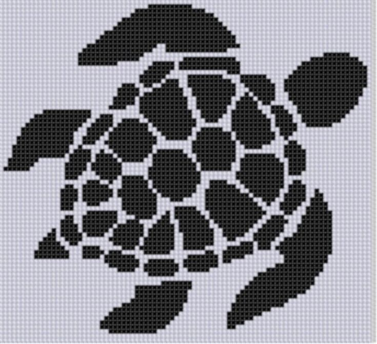 Looking for your next project? You're going to love Sea Turtle 3 Cross Stitch Pattern  by designer Motherbeedesigns. - via @Craftsy