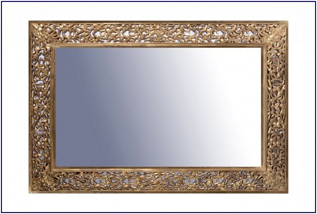 Incredibly Antique Gold Mirrors