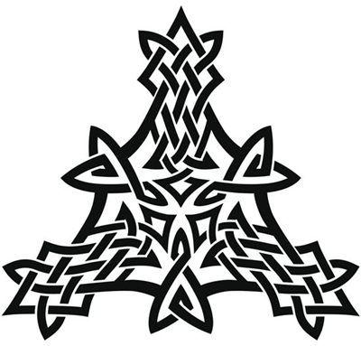 51 Best Irish Symbols Images On Pinterest Tribal Tattoos Irish