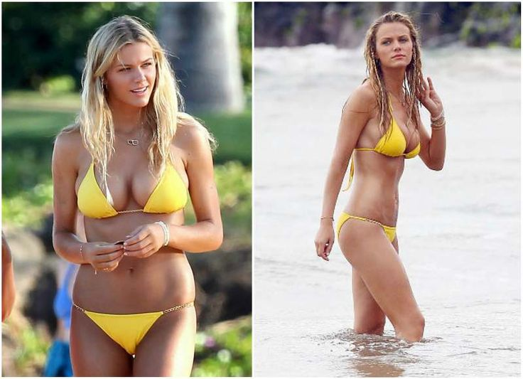 Brooklyn Decker's body measurements