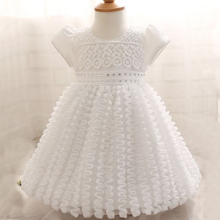 $19.28 (Buy here: https://alitems.com/g/1e8d114494ebda23ff8b16525dc3e8/?i=5&ulp=https%3A%2F%2Fwww.aliexpress.com%2Fitem%2FBirthday-Clothes-Baby-Girl-Toddler-Dresses-Tutu-Dress-Children-0-2-Years-White-Beaded-Robe-Princesse%2F32659725212.html ) Birthday Clothes Baby Girl Toddler Dresses Tutu Dress Children 0-2 Years White Beaded Robe Princesse Enfant Ropa Ninas Clothing for just $19.28