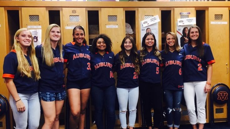 """""""Tell It Like It Is"""" Talk Show: Auburn Softball Signs Eight in TOP-TIER Recruiting..."""