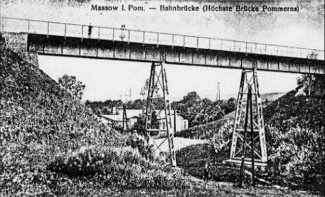 Most w maszewie