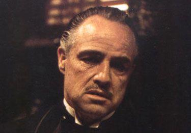 """Marlon Brando Godfather Marlon brando in """"the"""
