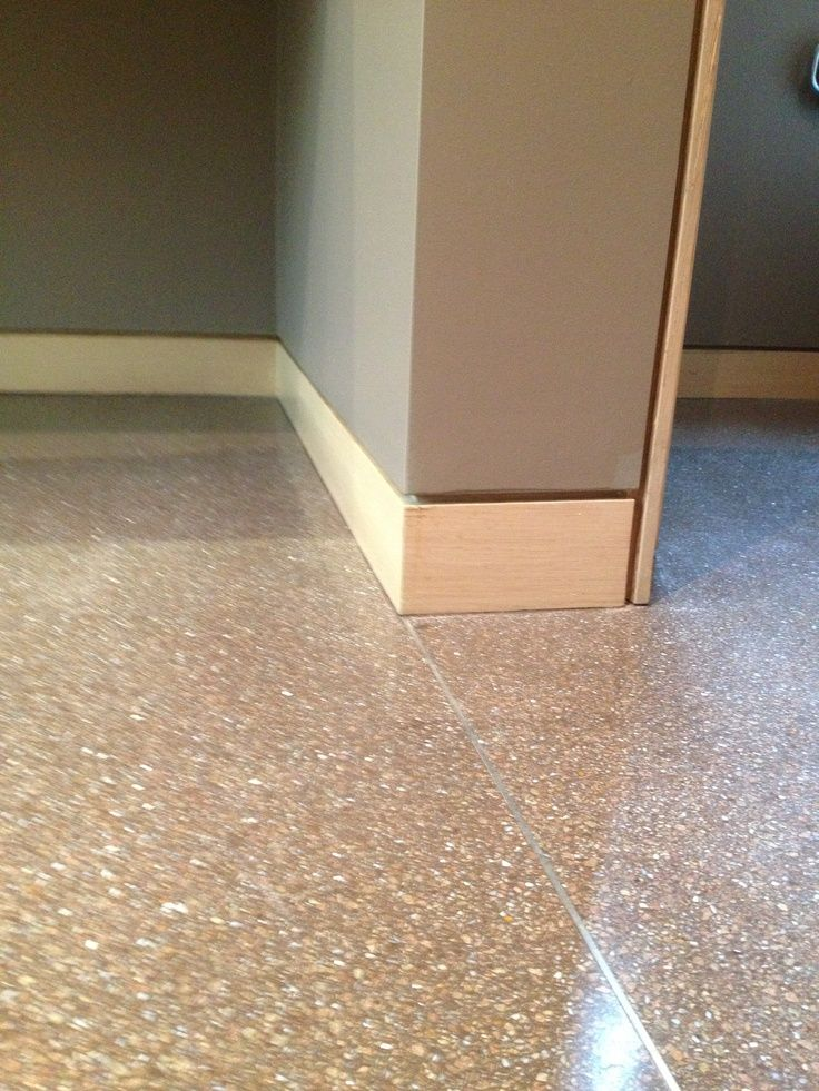 drywall to baseboard transition along with door jamb
