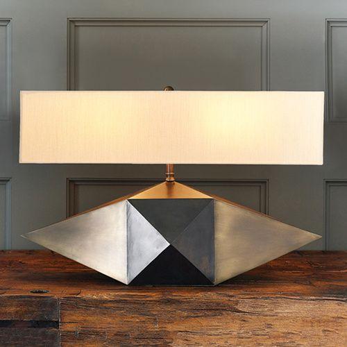HERKIMER DIAMOND LAMP