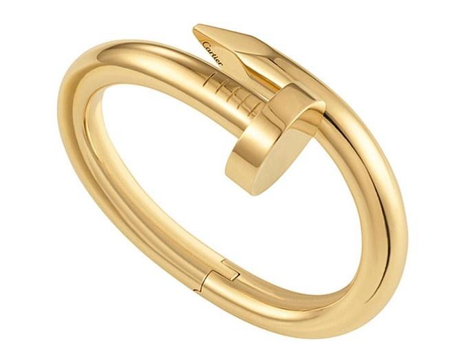 Nueva pulsera de Cartier. We love it!
