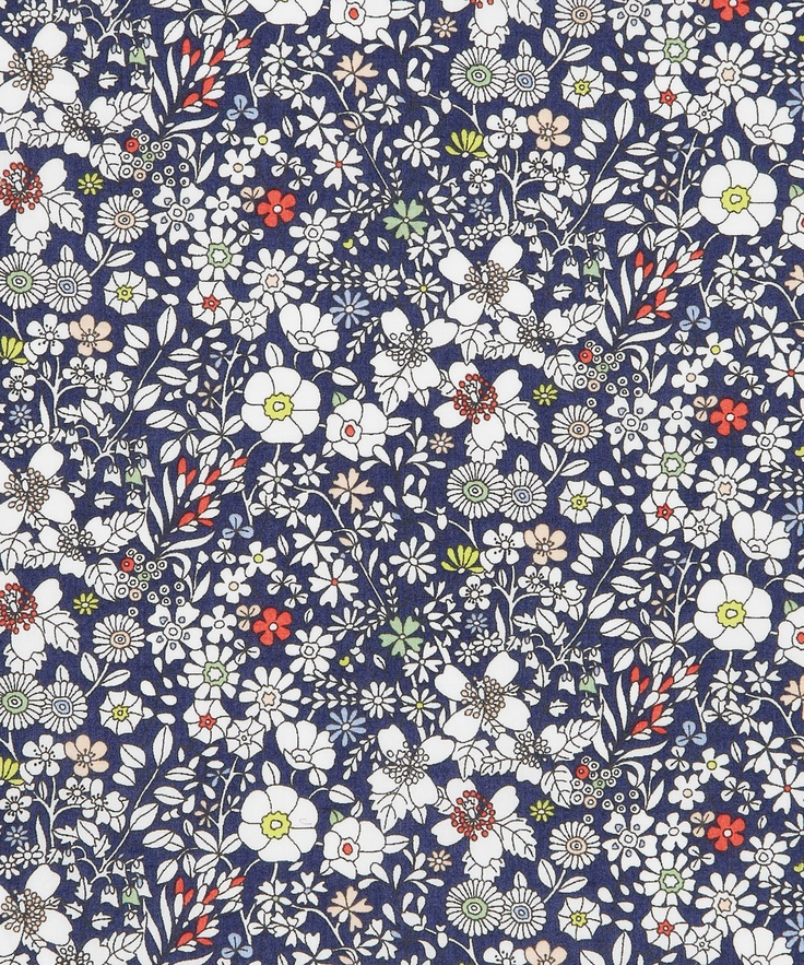 Junes Meadow A Tana Lawn, Liberty Art Fabrics. Shop more from the Liberty Art Fabrics collection online at Liberty.co.uk