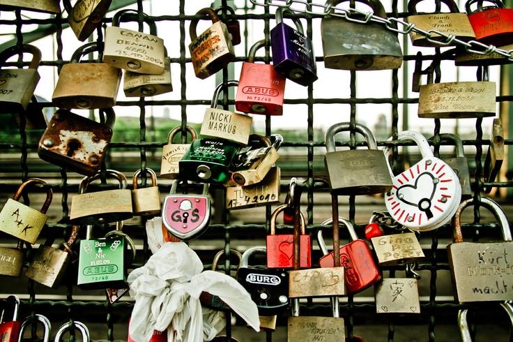 Love locks <3