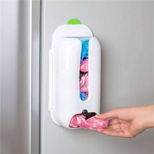 Muurbevestiging Plastic Zak Dispenser Kast Lade Keuken Organizer Opslag…