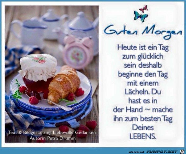 Guten Morgen Liebevolle Gedanken Guten Morgen Und Morgen