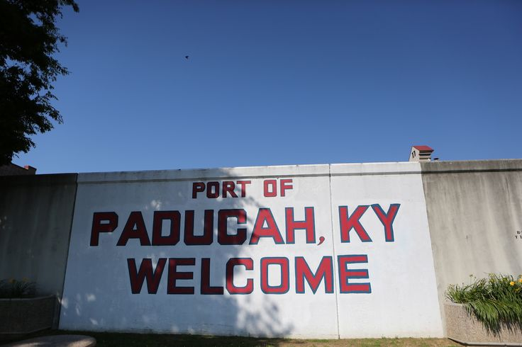 Welcome to Paducah, KY!