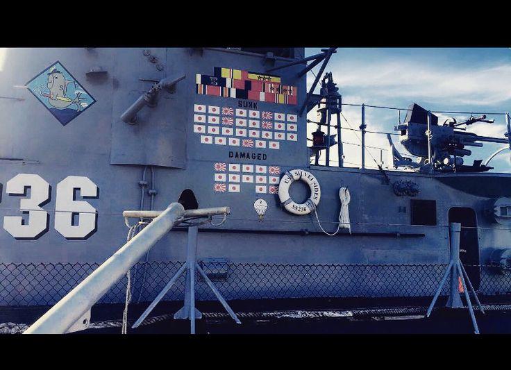 Submarine Museum. Muskegon, MI.
