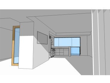 Interior View, 052G-0009
